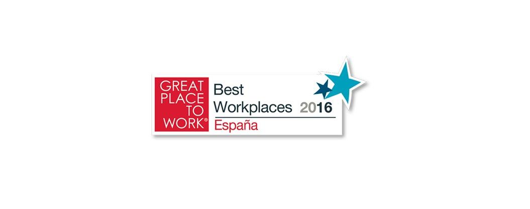 Entre las mejores empresas para las que trabajar en España