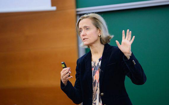 """Mireia las Heras: """"Hay que dedicar horas, dinero y recursos a la conciliación"""""""