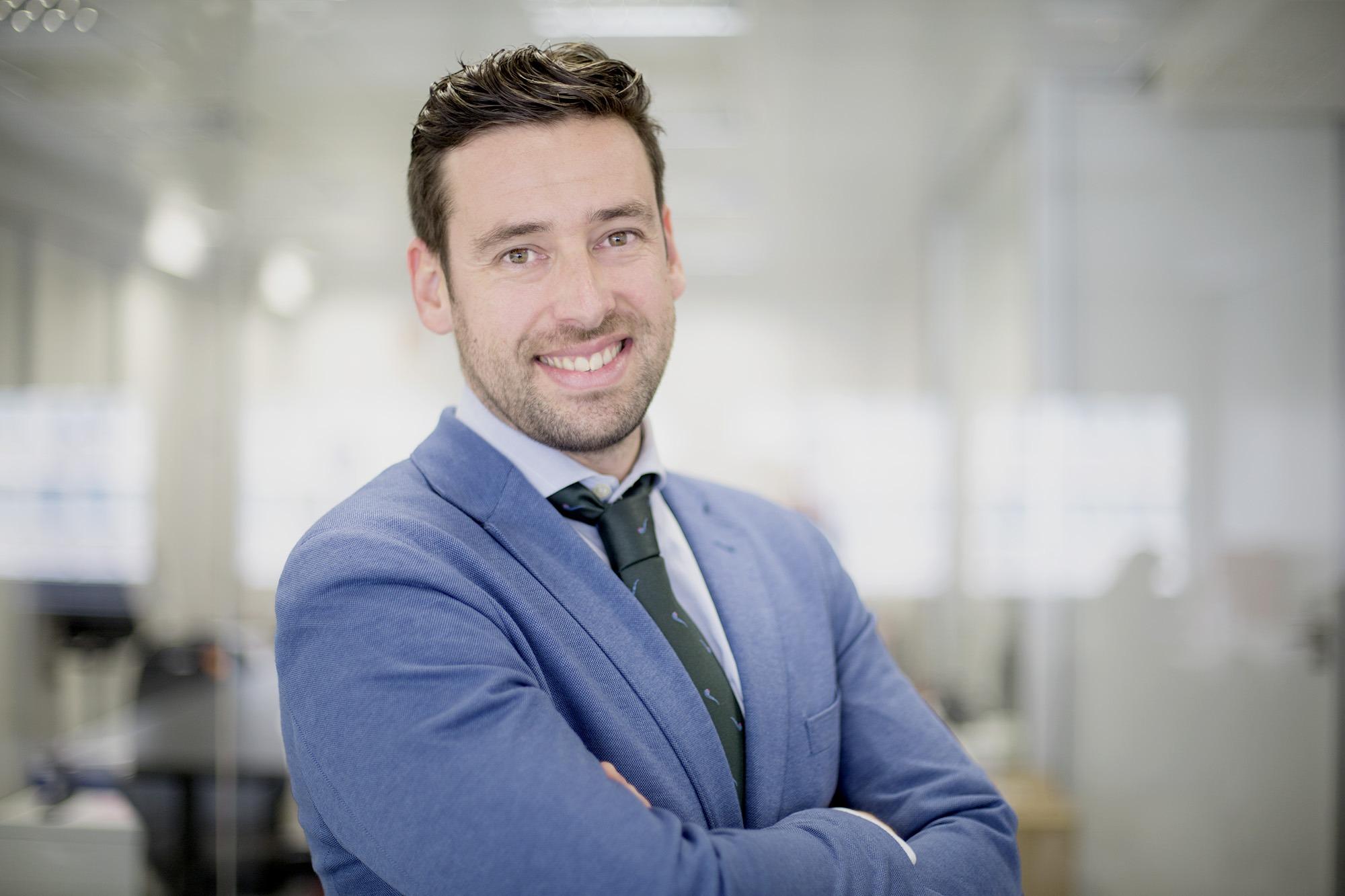 """David Guzmán: """"Felicidade e produtividade, binómio de sucesso"""""""