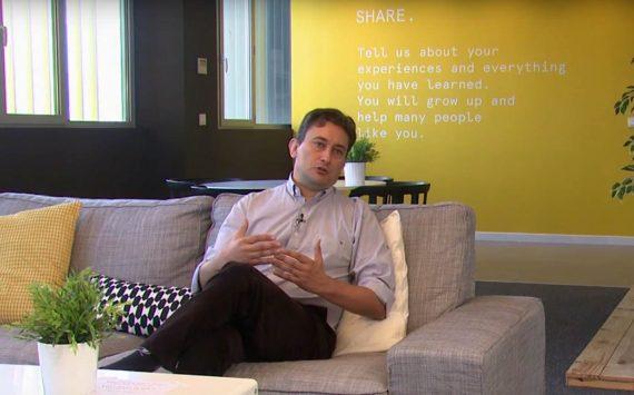 """Rafael Ventura: """"Buscamos talento capaz de crear creatividad, innovación y emprendimiento"""""""