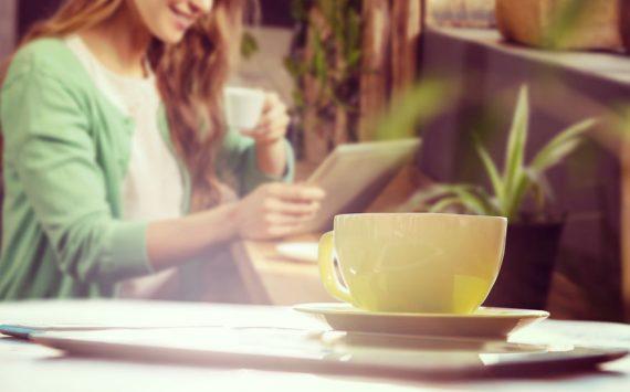Entorno de trabajo con los cinco sentidos: gusto también