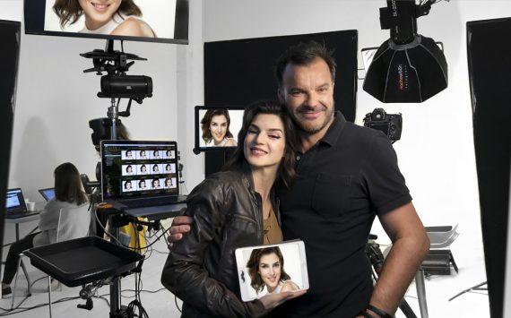 """Nacho Urbón: """"Lo importante de un retrato no es la belleza del rostro, sino la actitud del fotografiado"""""""