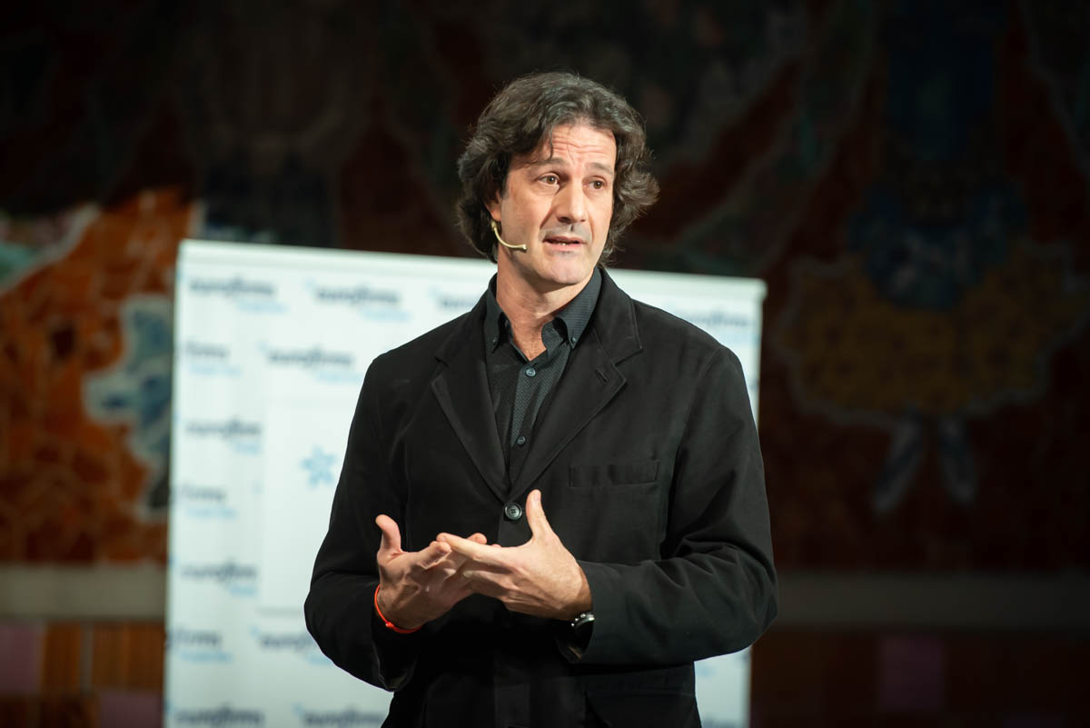 """Adam Martín: """"Fomentar una alimentación saludable debería ser responsabilidad de las empresas"""""""