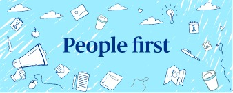 People First Banner