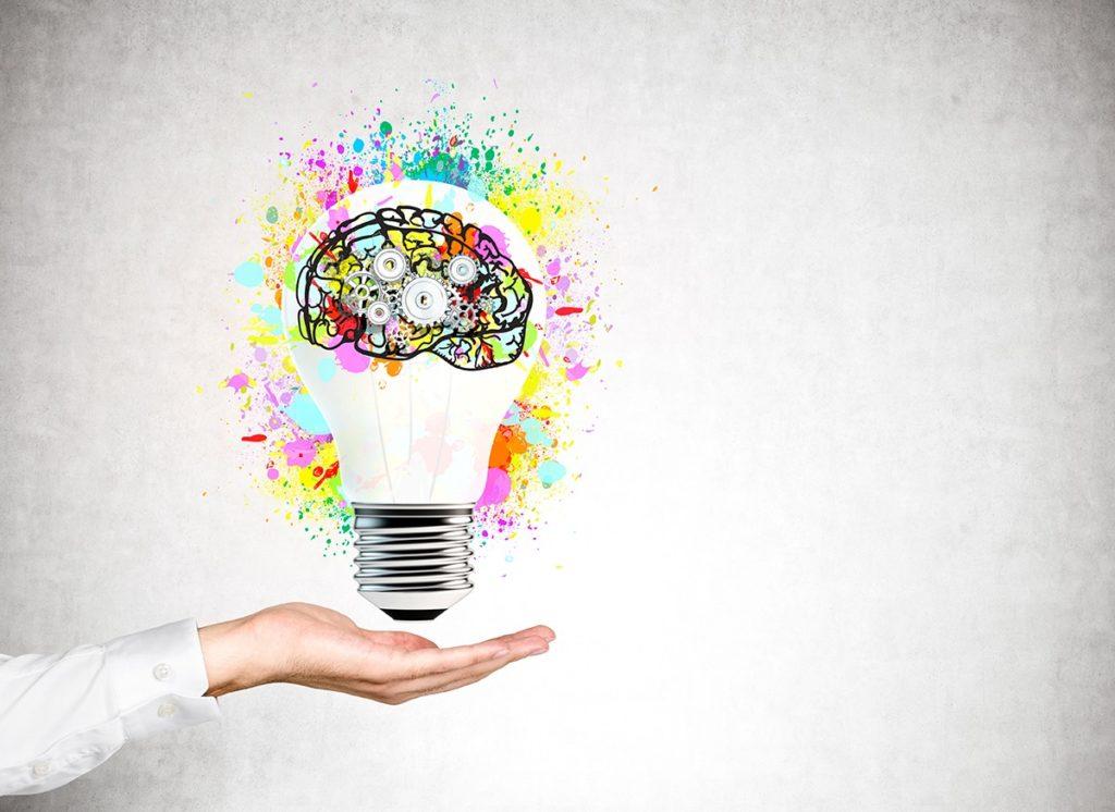 A criatividade está na empresa