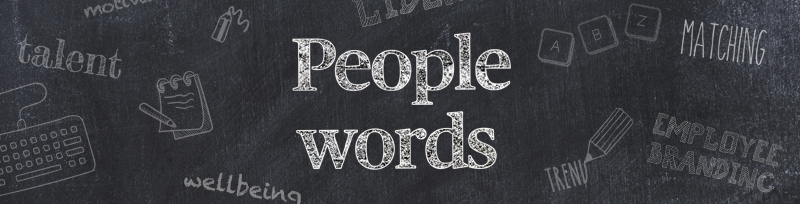People Words