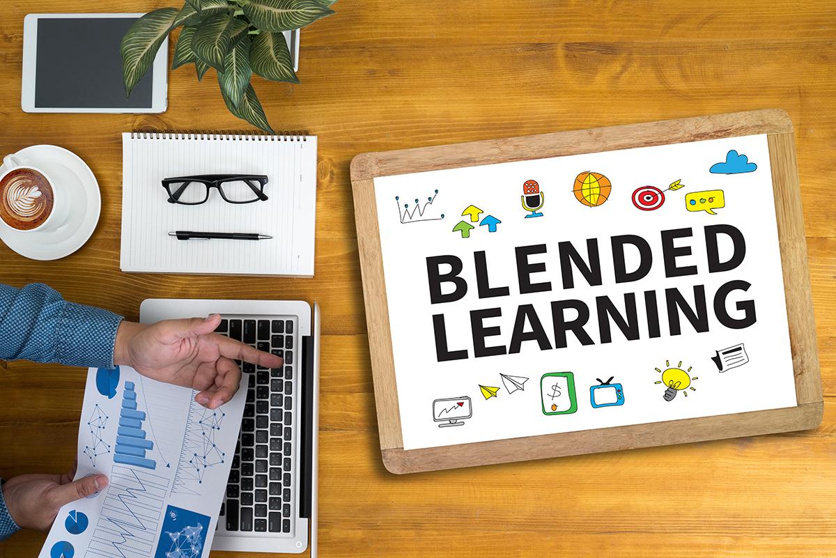 Blended learning, nueva estrategia de formación