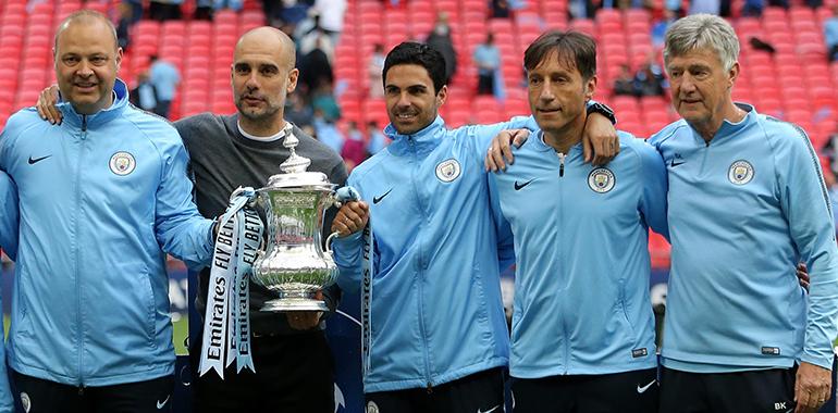 """Carles Planchart (Manchester City): """"Un líder es importante en cualquier aspecto de la vida"""""""