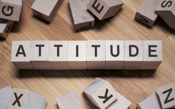 Attitude or aptitude at work?