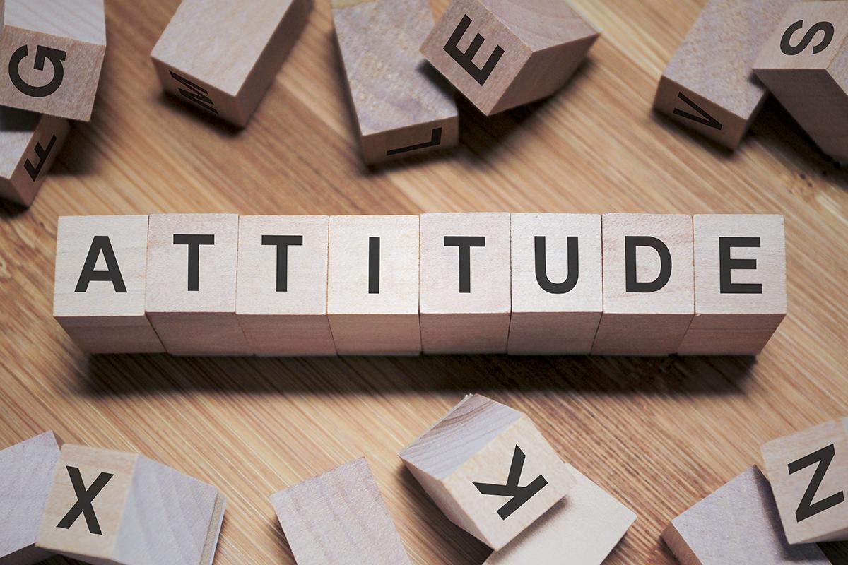 Attitude or aptitude at work?