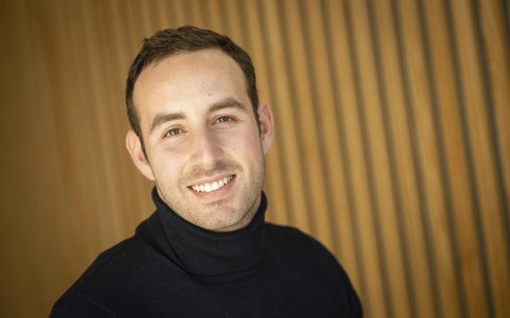 """Álvaro Trigo (Kiron Partner): """"Cuando te dedicas a algo que te gusta tanto, es fácil estar motivado"""""""