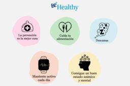 Celebra el día mundial de la salud