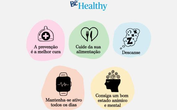 Celebre o Dia Mundial da Saúde