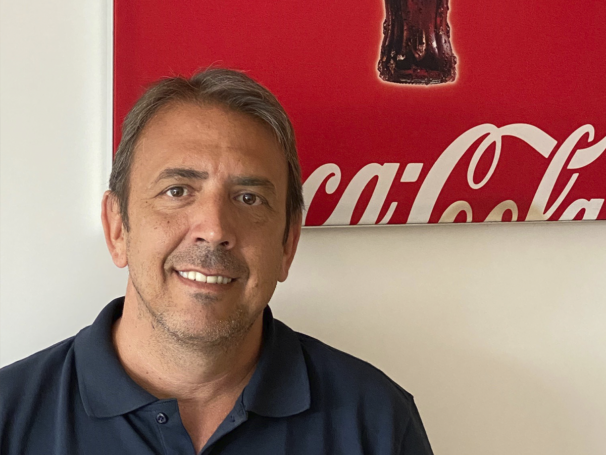 "Xavier Aliaga (Equatorial Bottling Coca-cola): ""It is possible to bottle up happiness"""
