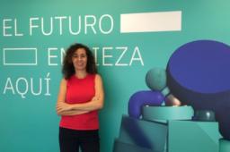 """Silvia García Campo (Transcom): """"Es imprescindible trabajar en equipo para conseguir grandes logros"""""""