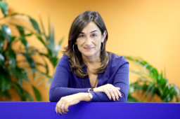 "Ana Palencia (Unilever): ""Our goal is to create an awareness of sustainability among our employees, consumers, customers and society to create a better future for everyone."""