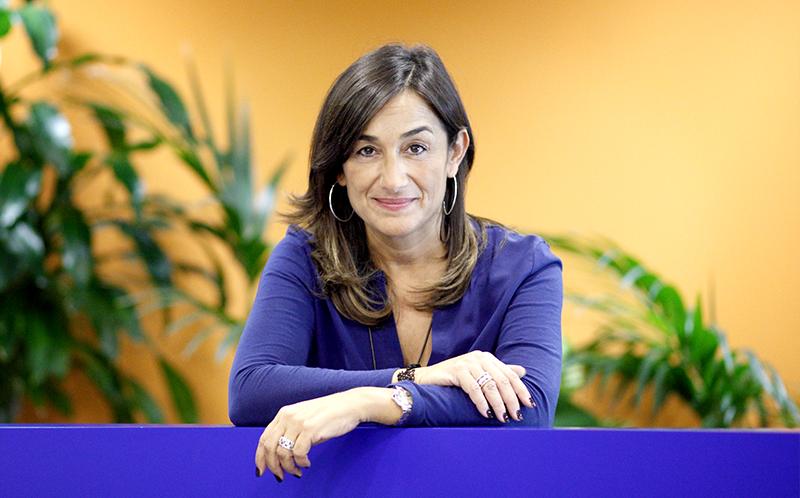 """Ana Palencia (Unilever): """"O nosso objetivo é criar uma consciência sustentável nos nossos funcionários, consumidores, clientes e sociedade para criar um futuro melhor para todos"""""""